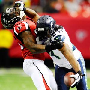 NFL: Seattle Seahawks at Atlanta Falcons
