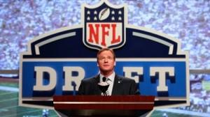 Goodell NFL Draft