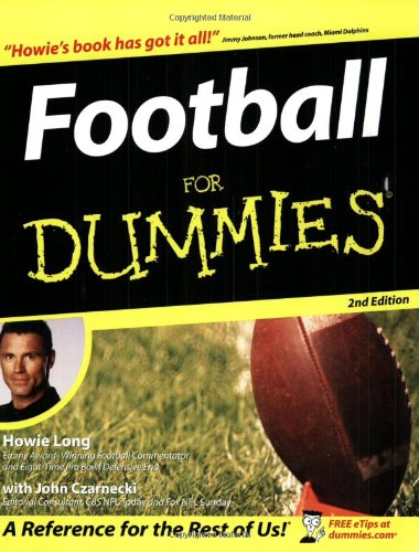 All About Football for Dummies