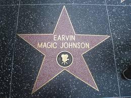Magic walk of fame