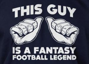 fantasy football shirt