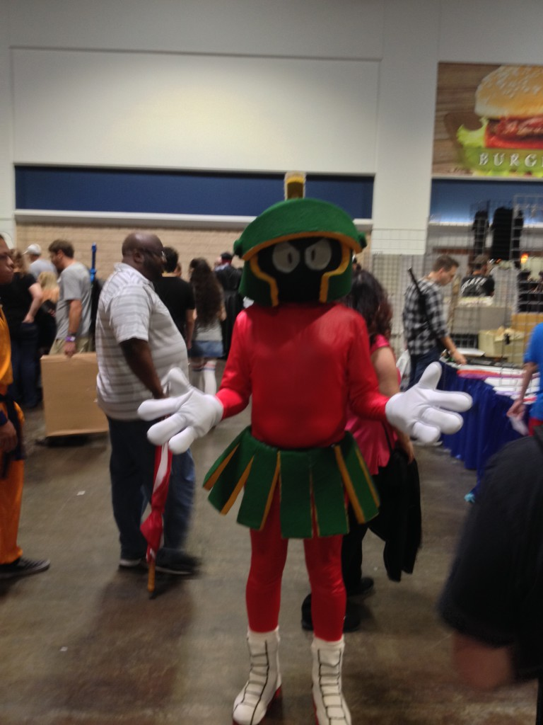 24 - Marvin the Martian