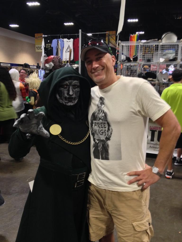 29 - Honey, I shrunk Dr. Doom
