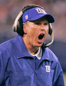 Coach Tom Angry