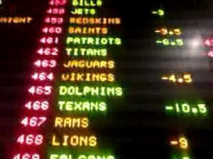 nfl gambling