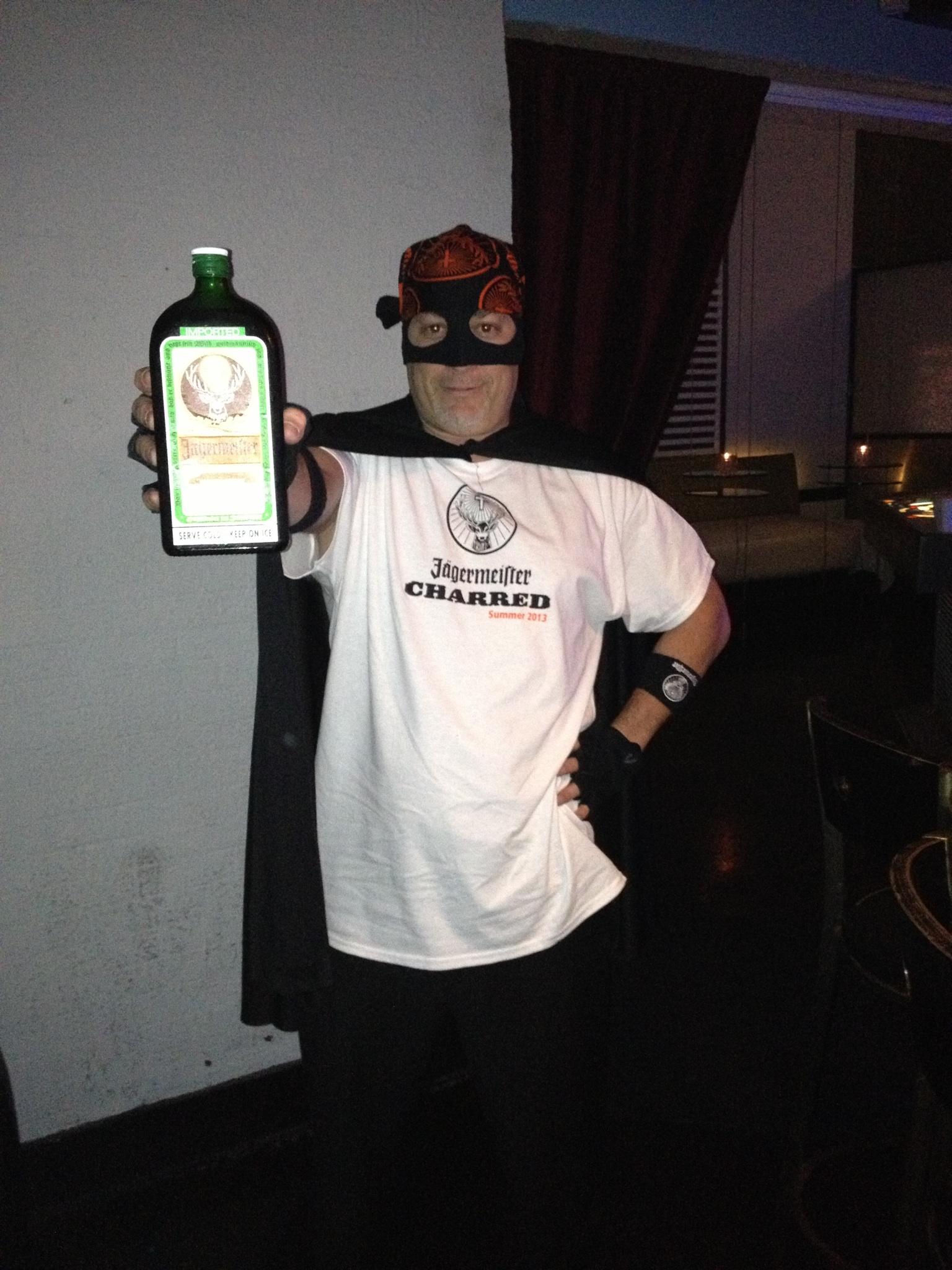 Capt Jaeger