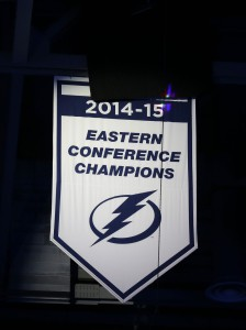 Eastern Conference Banner