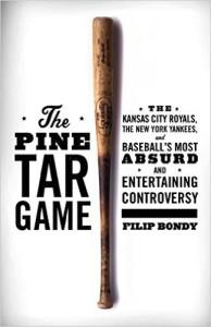Pine Tar Game Book Cover