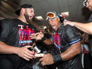 Rangers win division