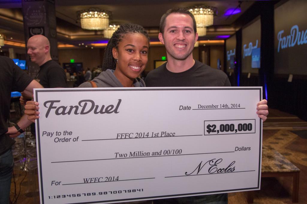Fan Duel winners