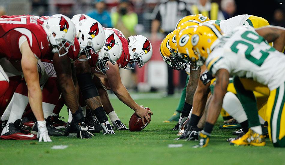 Packers Cardinals Football
