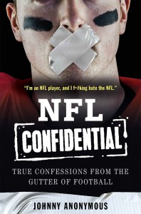 NFL Confidential book cover