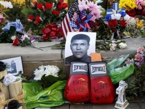 Ali funeral