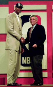 Tim gets drafted