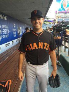 Matt Moore Giants