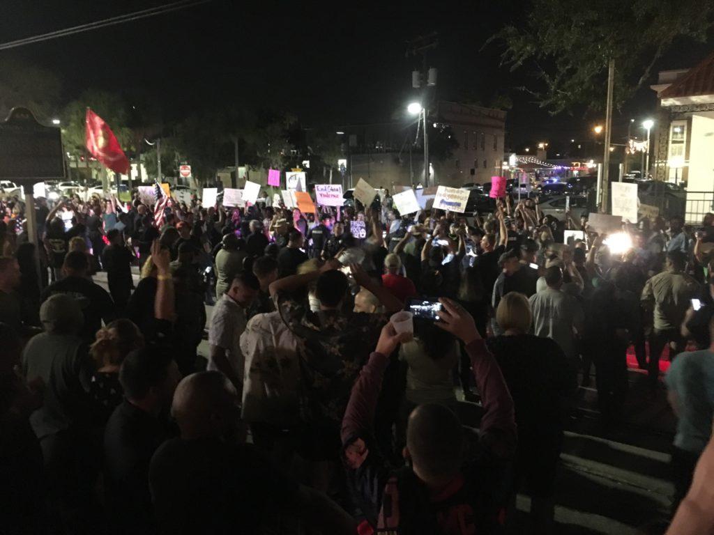 ybor-city-protest