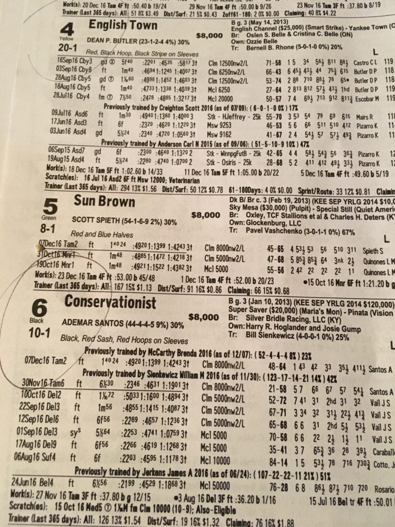 racing-form-at-the-downs