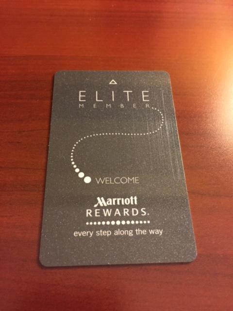 Marriott Elite